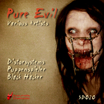 DISTORSYSTEMS/PUPPENSPIELER vs BLACK HACKER - Pure Evil (Front Cover)