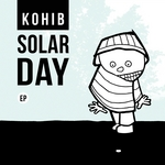 KOHIB - Solar Day EP (Front Cover)