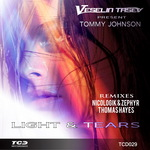 TASEV, Veselin presents TOMMY JOHNSON - Light & Tears (Incl remixes) (Front Cover)