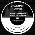 STEVE NASH - Lila Disco (Front Cover)