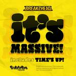 BREAKZHEAD - It's Massive! (Front Cover)