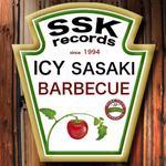 ICY SASAKI/SIMPLE JACK/CONRADO MORENO/ARNEZ - Barbecue (Front Cover)