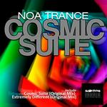 NOA TRANCE - Cosmic Suite (Front Cover)