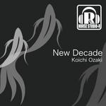 KOICHI OZAKI - New Decade (Front Cover)