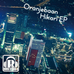 ORANJEBAAN - Hikari EP (Front Cover)