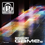 MUSICOLORT - Game EP (Front Cover)