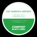 SEIDEL, Emil/DEO/Z MAN/PHILIPP STOYA - Black Label #83 (Front Cover)
