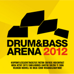 VARIOUS - Drum & Bass Arena 2012 (Front Cover)