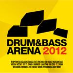 VARIOUS - Drum&BassArena 2012 (Front Cover)