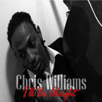 WILLIAMS, Chris - I'll Be Alright (Front Cover)