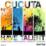 PICON, Camilo/ANDREY BEAT/ANDRES GROOVI/JEIMAN FX - Cucuta Have Talent (Front Cover)