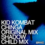 KID KOMBAT - Chinga (Front Cover)