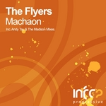 FLYERS, The - Machaon (Front Cover)