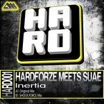 HARDFORZE meets SUAE - Inertia (Front Cover)