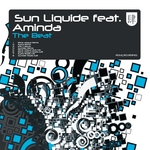 SUN LIQUIDE feat AMINDA - The Beat (Front Cover)