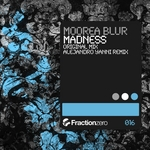 MOOREA BLUR - Madness (Front Cover)