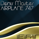 MASTER, Denis - Airplane 747 (Front Cover)