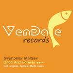MALTSEV, Svyatoslav - Once & Forever (Front Cover)