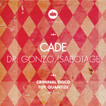 CADE - Dr Gonzo (Front Cover)