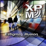 ESTIGMA - Illusion (Incl Deathmind remix) (Front Cover)