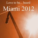 COSTA G/THE PEAK TIME PLAYERS/TONY WALKER/MARC DENNIS - Love To Be In Miami (Front Cover)