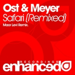 OST & MEYER - Safari (remixed) (Front Cover)