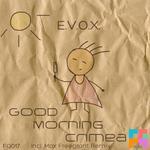 EVOX - Good Morning Crimea (Front Cover)