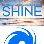 FREEMAN, Zen/LACKOFRAM feat Chris Carter - Shine (Front Cover)