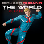 DURAND, Richard/BOBINA - Richard Durand Vs The World EP 2 (Front Cover)