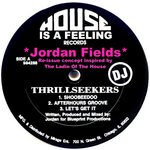 FIELDS, Jordan - Thrillseekers EP From 1993 (Back Cover)
