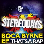 BOCA BYRNE - That's A Rap (Front Cover)