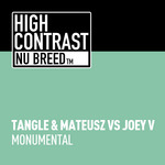 TANGLE & MATEUSZ/JOEY V - Monumental (Front Cover)