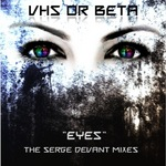 VHS OR BETA - Eyes (Front Cover)
