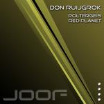 DON RUIJGROK - Poltergeis (Front Cover)