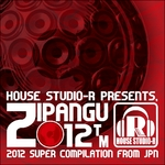 DJRUCA/DJ SHIKI/DJ STANLLIE/DJ TORISU/VARIOUS - Zipangu 2012 Akatsuki (unmixed tracks) (Front Cover)