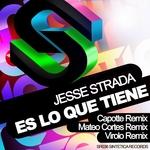 STRADA, Jesse - Es Lo Que Tiene (Front Cover)