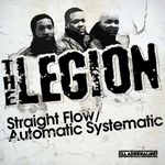 LEGION, The - Straight Flow (Front Cover)