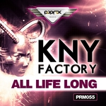 KNY FACTORY - All Life Long EP (Front Cover)