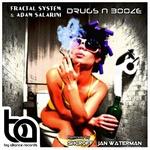 FRACTAL SYSTEM vs ADAM SALARINI - Drugs N Booze (Front Cover)