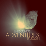 VARIOUS - TheSounds Adventures Episode 1 (Back Cover)