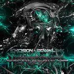 EXCISION & DOWNLINK - Headbanga (Front Cover)