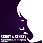 SCRAT & SENSEY - Way To The stars (Front Cover)