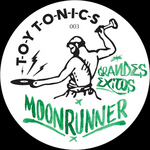 MOON RUNNER - Grandes Exitos (Front Cover)
