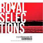 ELEVEN FIVE/TERRY DA LIBRA/SERGEY ALEKSEEV/RAINBOW ADDICT - Silk Royal Showcase 02: Royal Selections (Front Cover)