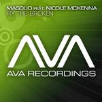 MASOUD feat NICOLE McKENNA - Fix The Broken (Front Cover)