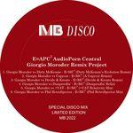 MORODER, Giorgio - E=APC2 AudioPorn Central Giorgio Moroder Remix Project (Front Cover)