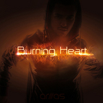 ARIAS - Burning Heart (Front Cover)