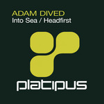 DIVED, Adam - Into Sea (Front Cover)