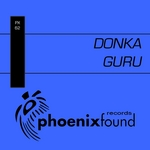 DONKA - Guru EP (Front Cover)