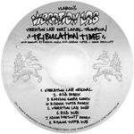 VIBRATION LAB feat LINVAL THOMPSON - Tribulation Time EP (Front Cover)